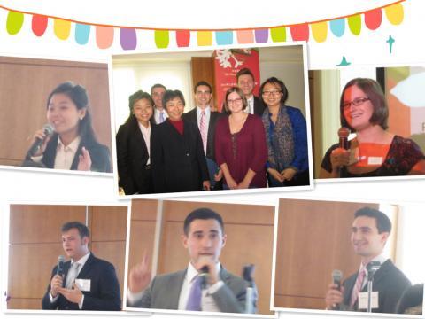 2013 Jiangsu Bei UVA Winners